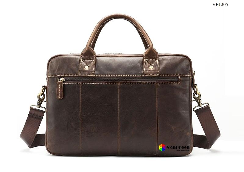 Túi xách văn phòng da bòVF1205 chính hãng