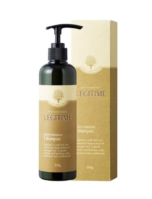Dầu gội đầu Legitime Rich Moisture Shampoo 300g