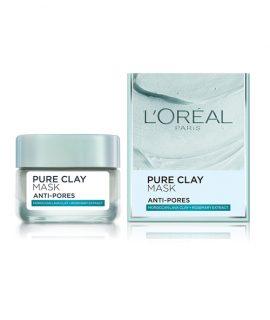 L'Oreal Pure Clay Mask Anti-Pores