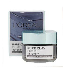 Mặt nạ đất sét L'Oreal Pure Clay Mask Detoxify