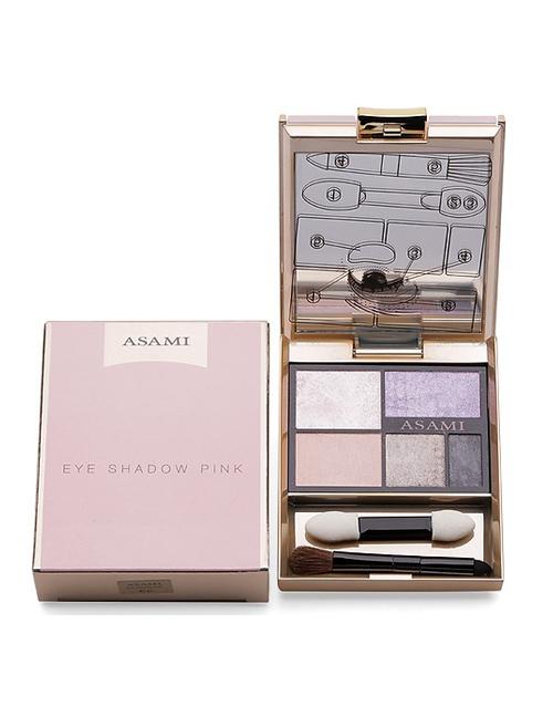 Phấn mắt Asami Eye Shadow Pink 5 trong 1