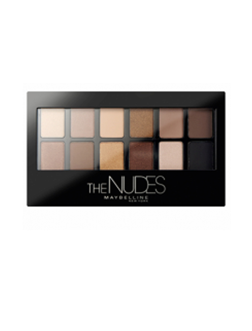 Phấn mắt Maybelline The Nudes Palette