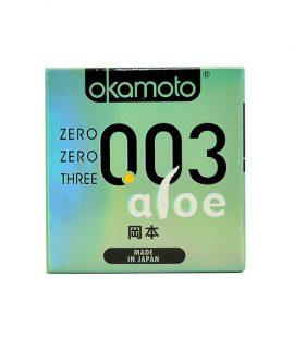 Bao cao su Okamoto Aloe