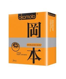 Bao cao su Okamoto Orange
