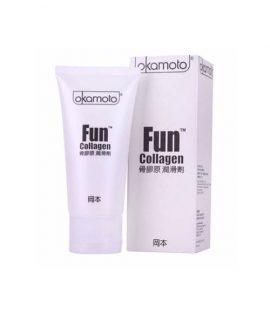 Gel bôi trơn Okamoto Fun Collagen
