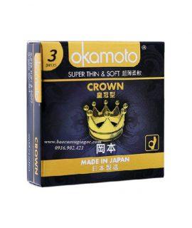 Okamoto Super Thin & Soft Crown