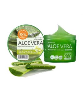 Welcos aloevera moisture soothing gel