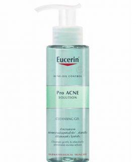 Gel rửa mặt Eucerin Pro Acne Cleansing Gel 200ml