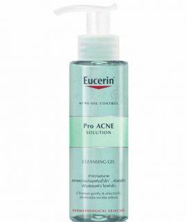 Gel rửa mặt Eucerin Pro Acne Cleansing Gel 400ml