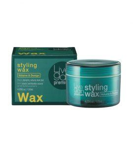 sáp vuốt tóc mềm Livegain Premium Styling