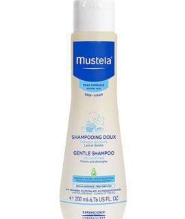 Dầu gội Mustela Gentle Shampoo – 200ml