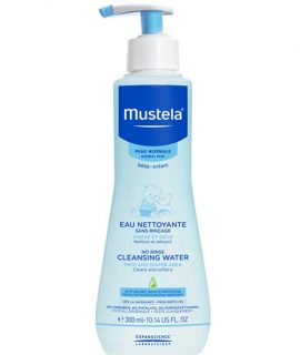 Dung dịch tắm khô Mustela No Rinse Cleansing Water – 300ml