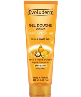 Gel tắm Evoluderm Douche Soyeux - 200ml