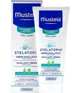 Kem dưỡng da Mustela Stelatopia Emollient Cream - 200ml