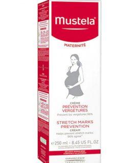 Kem dưỡng da Mustela Stretch Marks Prevention Cream – 250ml