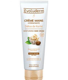 Kem dưỡng da tay Evoluderm Creme Mains Hydratante – 150ml