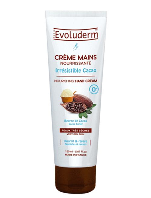 Kem dưỡng da tay Evoluderm Creme Mains Nourrissante – 150ml