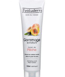 Tẩy tế bào chết Evoluderm Gommage Exfoliant Peche – 150ml