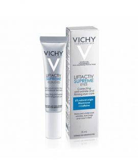 Kem dưỡng da vùng mắt Vichy Liftactiv Supreme Eyes - 15ml