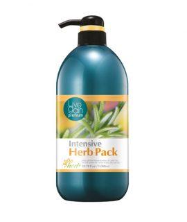 Dầu hấp tóc Livegain Premium Intensive Herb Pack - 1000ml