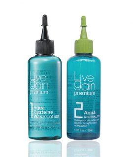 Thuốc uốn Livegain Premium Aqua Cysteine Lotion 160ml + 160ml