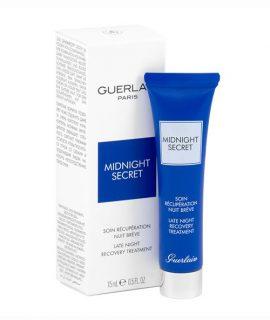 Kem dưỡng da vùng mắt Guerlain Midnight Secret Late Night Recovery Treatment – 15ml