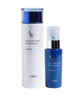 Bộ dưỡng da DHC Age-Defying Whitening - 2 pcs