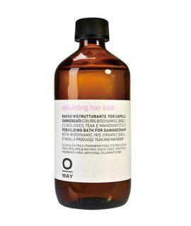 Dầu gội thanh tẩy - tái tạo tóc Oway Rebuilding Hair Bath - 950ml
