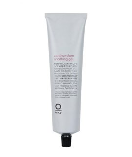 Gel hoa xuyên tiêu Tự nhiên thuần khiết trị liệu da đầu Oway Zanthoxylum Soothing Gel - 150ml