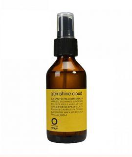 Xịt dưỡng tạo kiểu tóc dạng phun sương nhẹ Oway Glamshine Cloud - 100ml
