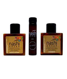 Bộ du lịch dầu gội xả Nashi Argan - 30ml