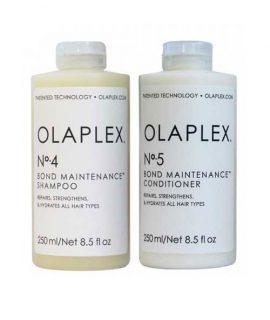 Cặp gội xả Olaplex Bond Maintenance (No.4 và No.5) – 250ml