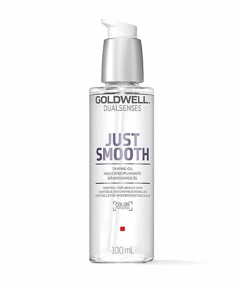 Dầu dưỡng suôn mượt Goldwell Dualsenses Just Smooth Taming Oil - 100ml