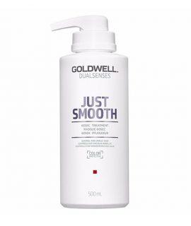 Dầu hấp suôn mượt Goldwell Dualsenses Just Smooth 60sec Treatment - 500ml