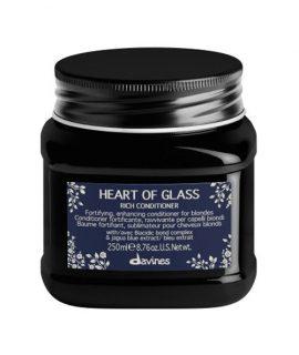 Dầu xả Davines Heart Of Glass Rich Conditioner - 1000ml
