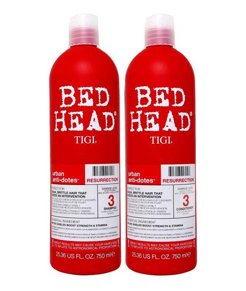 Cặp gội xả Tigi Bed Head -750ml, chính hãng
