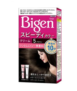 Thuốc nhuộm tóc Bigen Speedy Color Cream - 80g
